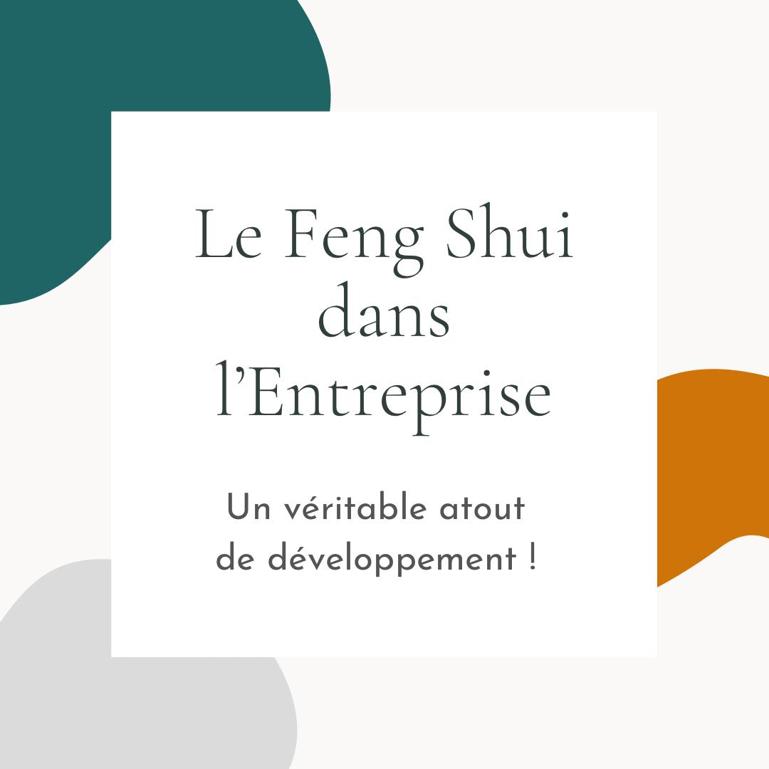 Le Feng Shui en entreprise